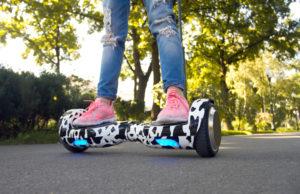 e-Board / two wheel scooter / hover board