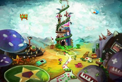 Super Mario - NextMars, fotolia