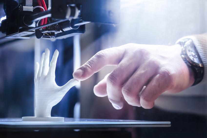 3D-Drucker @fotofabrika, fotolia